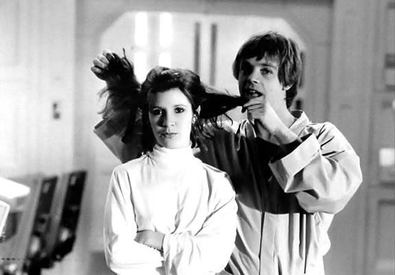 Leia e Luke