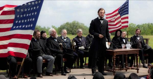 Abraham Lincoln Vampire Hunter Film