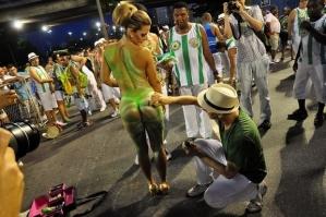 Cultura popular brasileira.