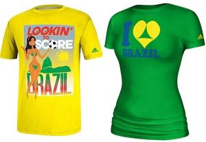"""Adidas se """"equivoca"""" ao insinuar possível mercado de exploração sexual no Brasil."""