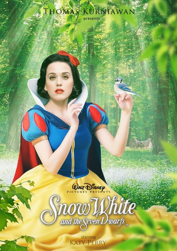 b Snow white