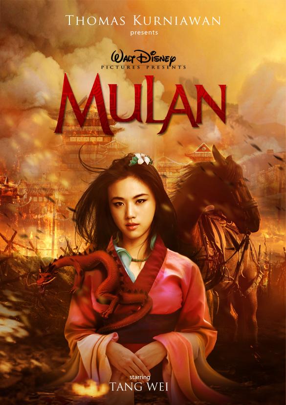 blog poster Mulan